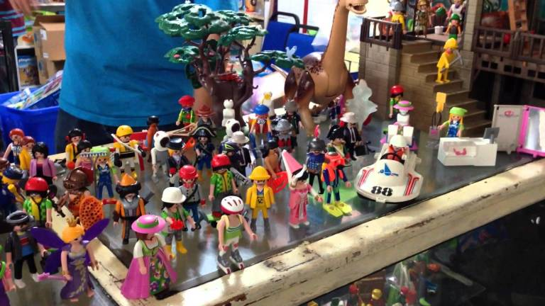Museu del Juguete Antiguo México
