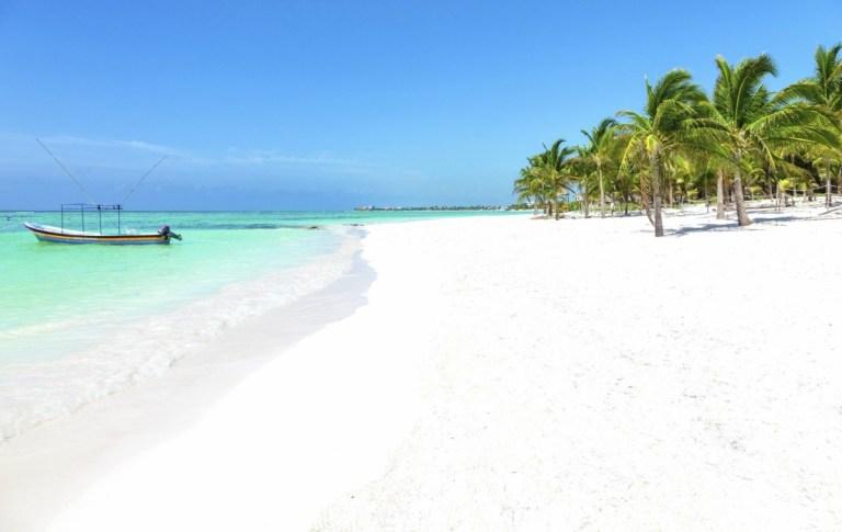 Onde fica a Riviera Maya