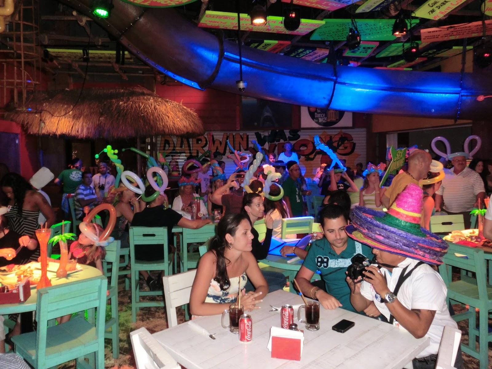 baladas em cancun