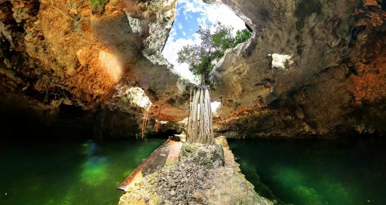 Cenotes Chilam Balam em Puerto Morelos