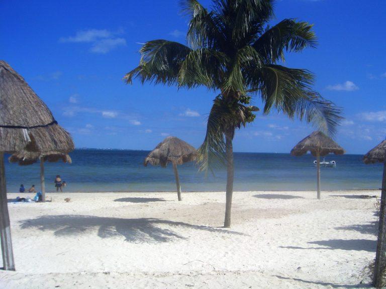 Praias em Cancun