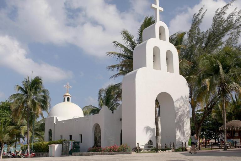 Igreja Nuestra Señora del Carmen Playa del Carmen