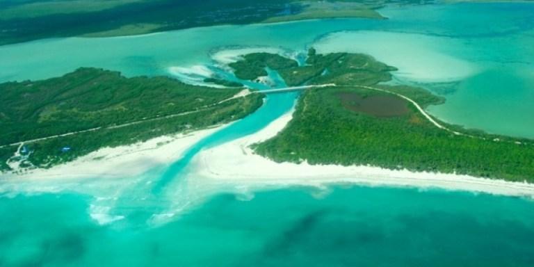 Biosfera de Sian Ka´an na Riviera Maya