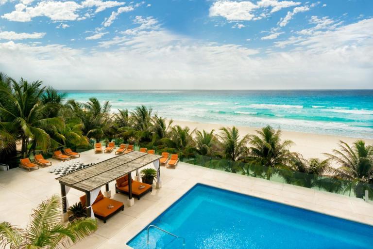 Flamingo Cancun Resort melhores hotéis para crianças em Cancun