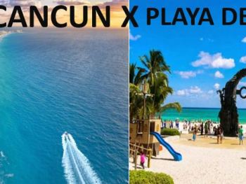 Playa del Carmen ou Cancun