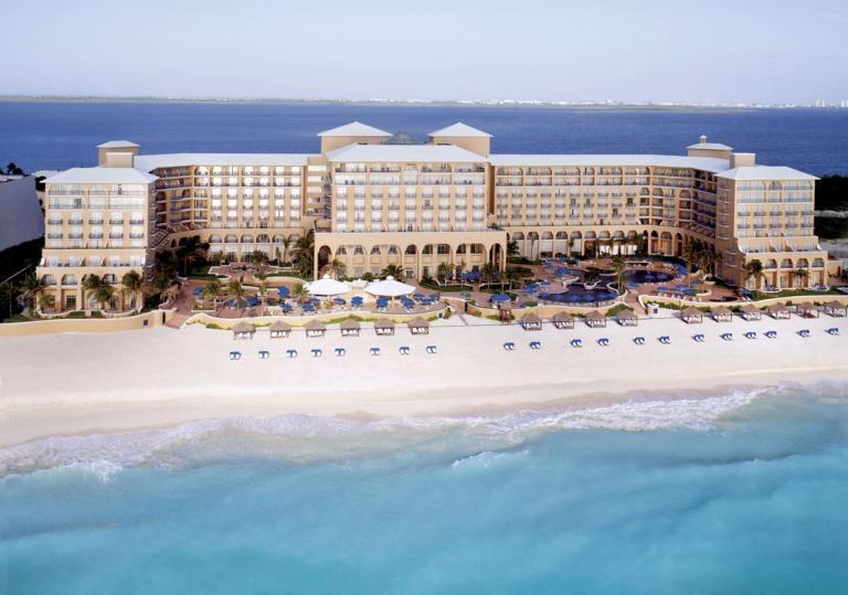 The Ritz-Carlton Cancun melhores hotéis para crianças em Cancun