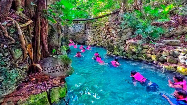 Xcaret na Riviera Maya