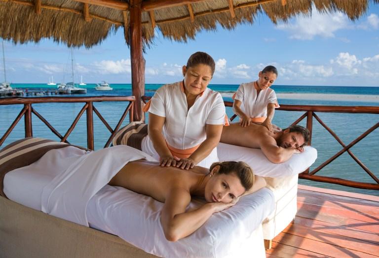 Spa na Riviera Maya