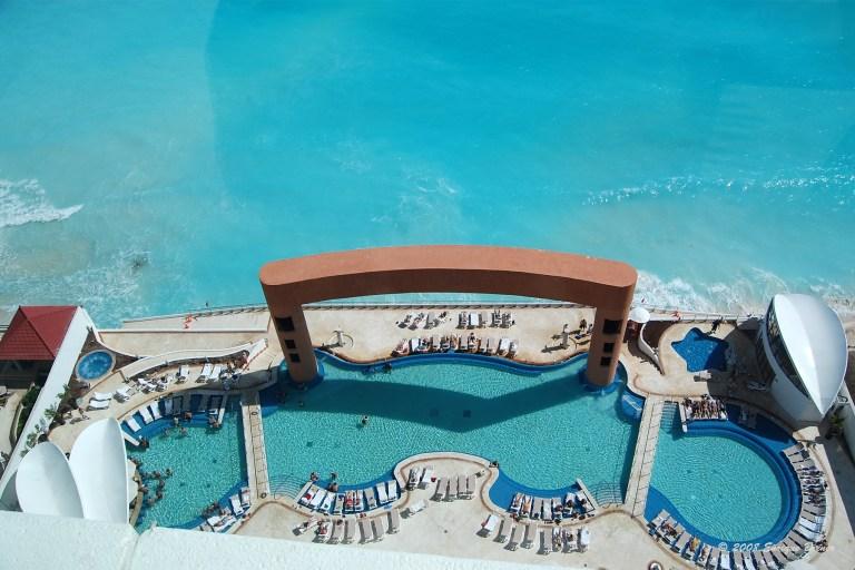 Beach Palace Hotel Resorts all inclusive em Cancun