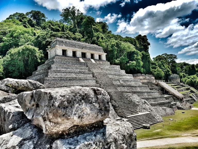 Sitios arqueológicos do México