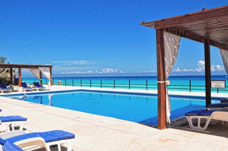 Hotéis all-inclusive para a lua de mel em Cancún.