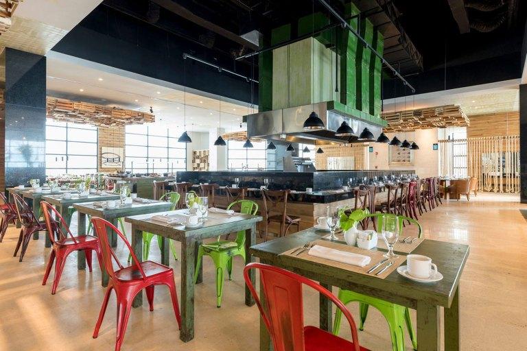 Restaurantes Melody Maker Cancun