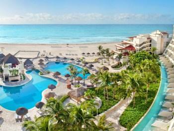 grand park royal cancun booking
