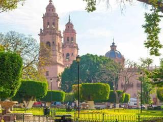 Hotéis em Morelia: Explore a capital de Michoacán