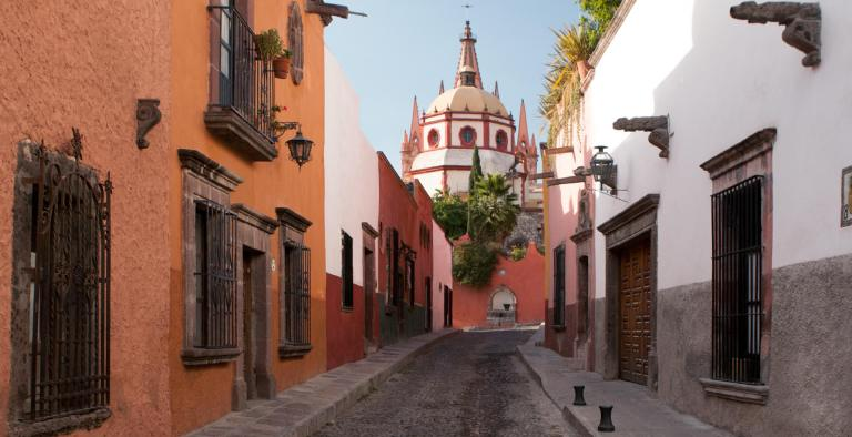 O que fazer em San Miguel de Allende