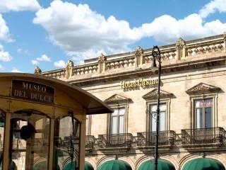 Hotel Casino Morelia: Tradição no centro histórico