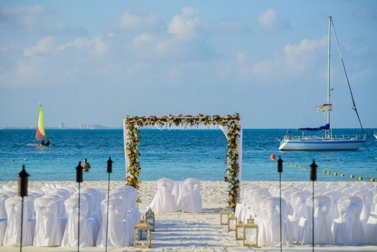 Casamento em Cancun