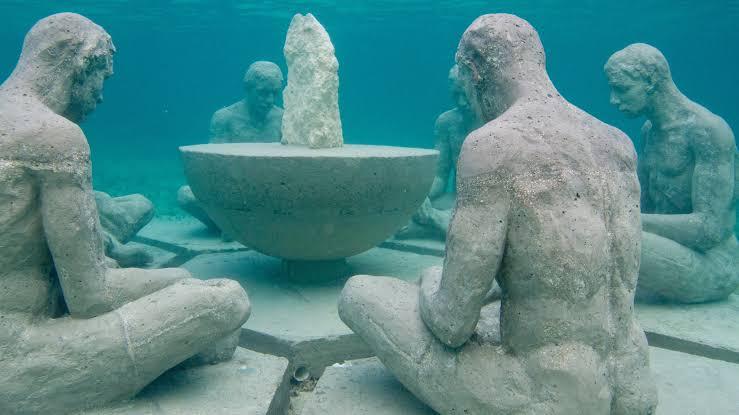 Museu de Arte Subaquático de Isla Mujeres