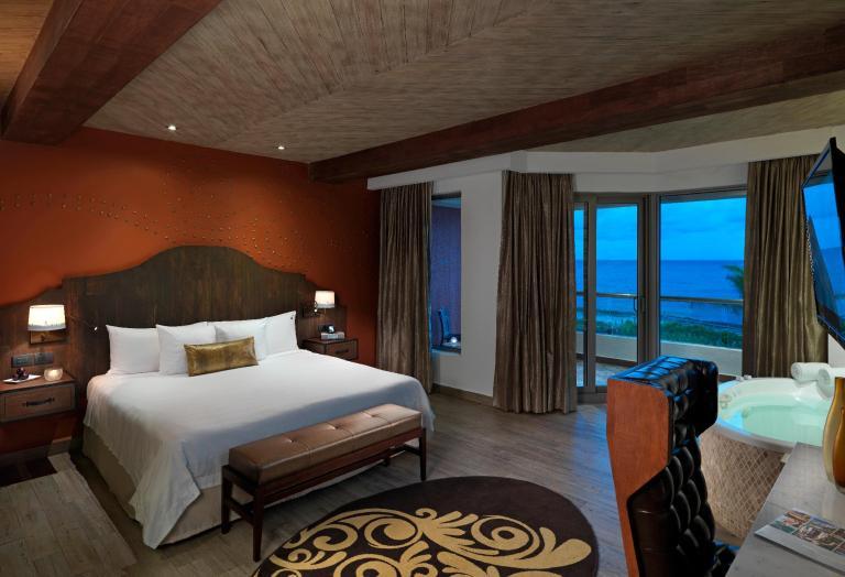 hard rock hotel riviera maya rooms