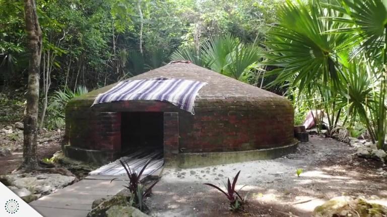 Mayan Steam Lodge