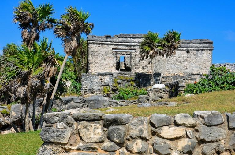 ruinas arqueologicas de tulum