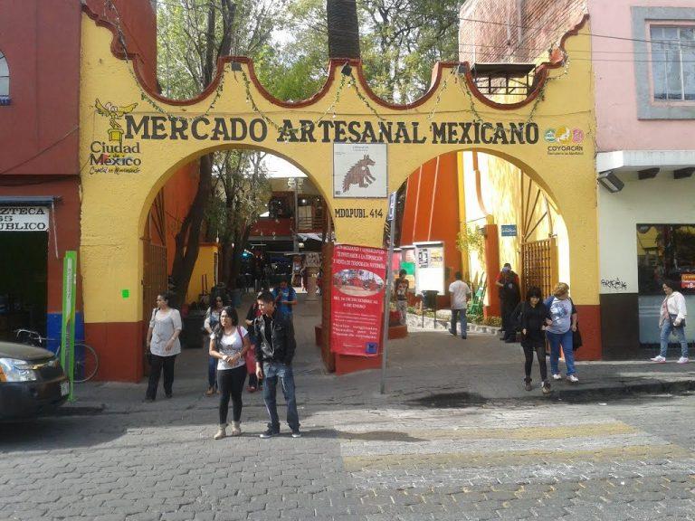 Mercado de Artesanías de Coyoacán