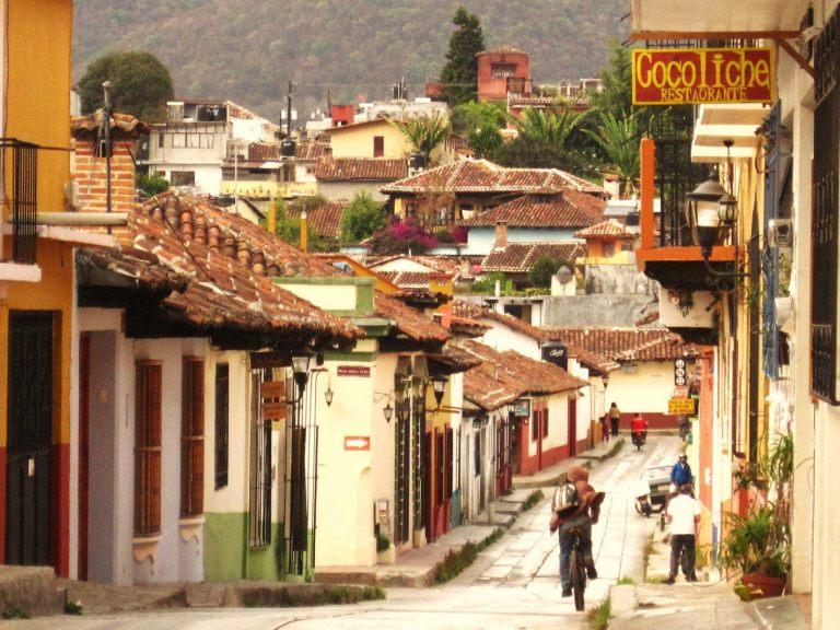 Onde fica San Cristóbal de las Casas