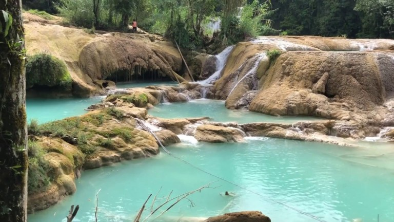 Cascatas de Água Azul
