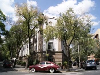 La Condesa na Cidade do México