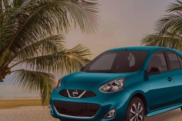 Aluguel de carro em Cancun