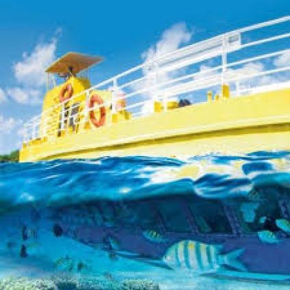 Museu submerso de Cancun