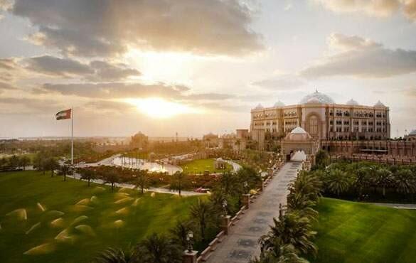 Dica de hotel em Abu Dhabi: Emirates Palace