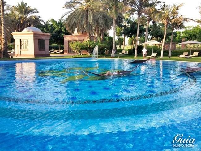 Indicação de hotel em Abu Dhabi