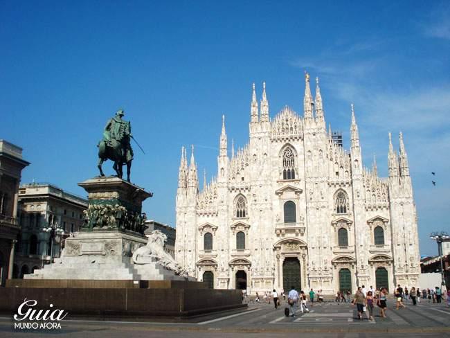 Duomo em Milão