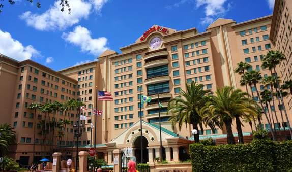 Onde se hospedar fora da Disney: Florida Hotel