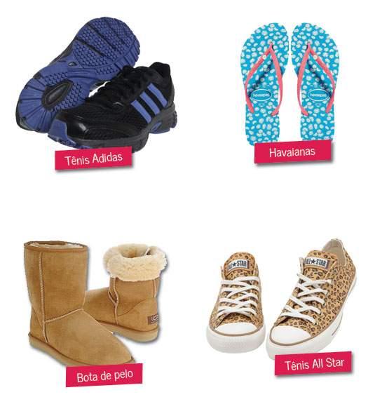 Sapatos para usar no Atacama