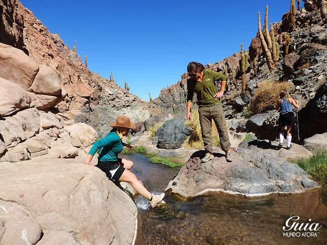 Trekking Guation Deserto do Atacam com guia