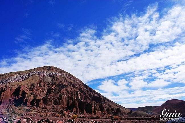 Céu e Valle del Arco Iris