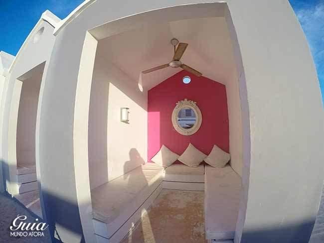 Lounges Saint Tropez Ocean Club