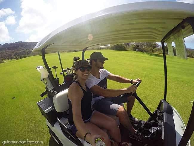 Golf em Curaçao