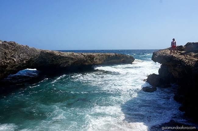Parque Nacional Shete Boka, Curaçao
