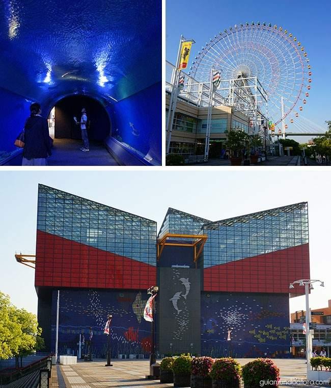 Aquário de Osaka