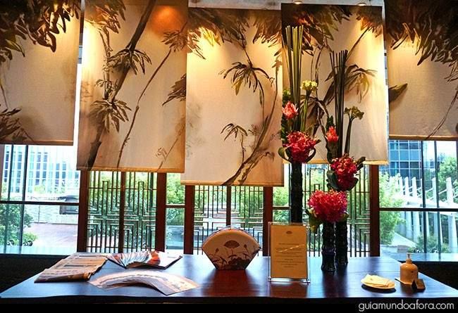 Club Lounge Mandarin Oriental Xangai