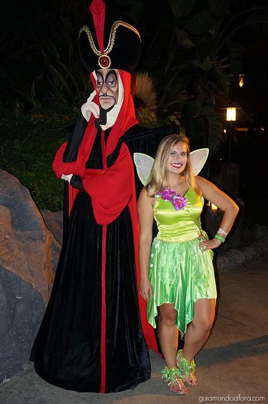 jafar-halloween da Disney