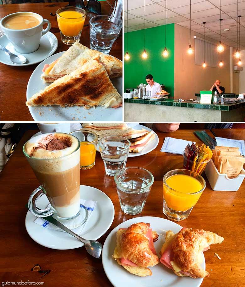 Café em Mendoza