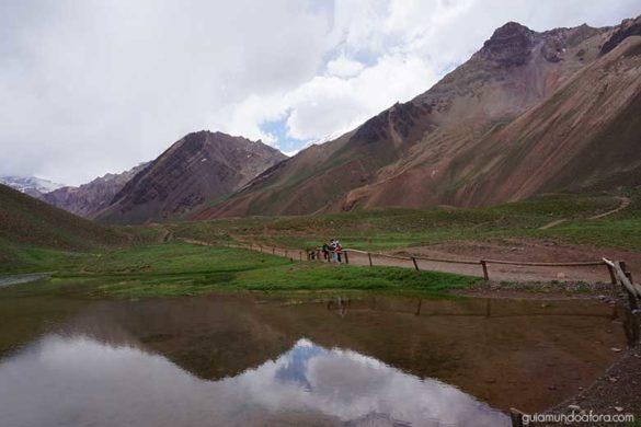 Passeio bate e volta ao Aconcagua em Mendoza