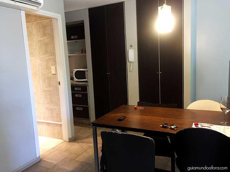hotel com cozinha em Mendoza