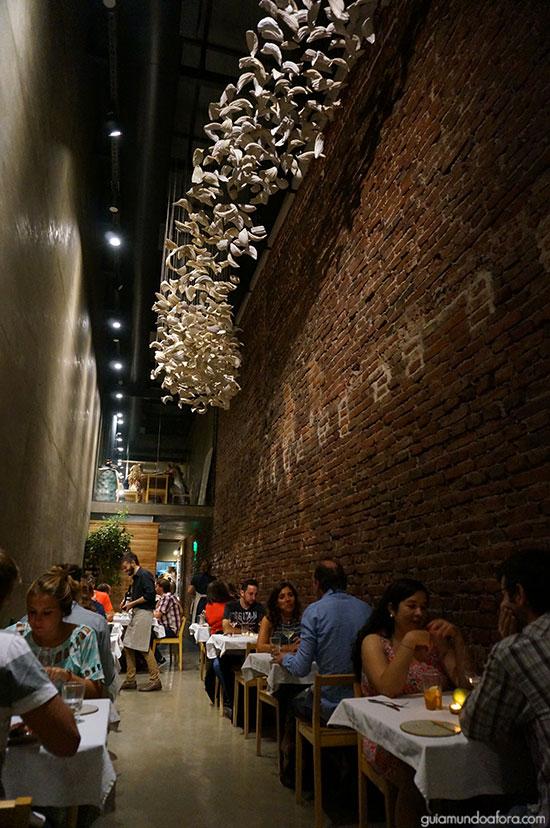 Restaurante em Córdona