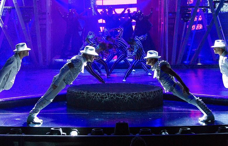 Cirque du Soleil em Las Vegas: Michael Jackson