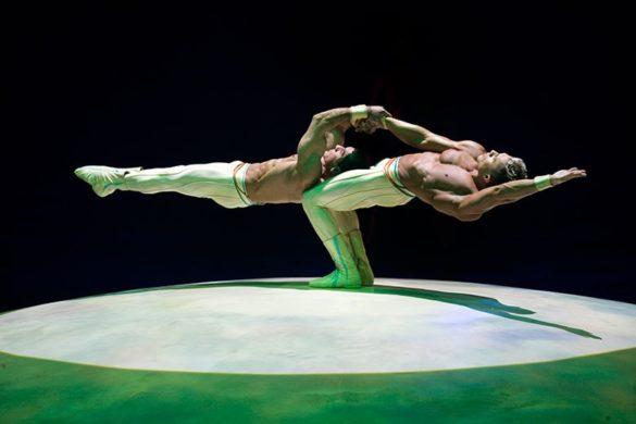 Cirque du Soleil Mystère Las Vegas: informações do show e ingressos